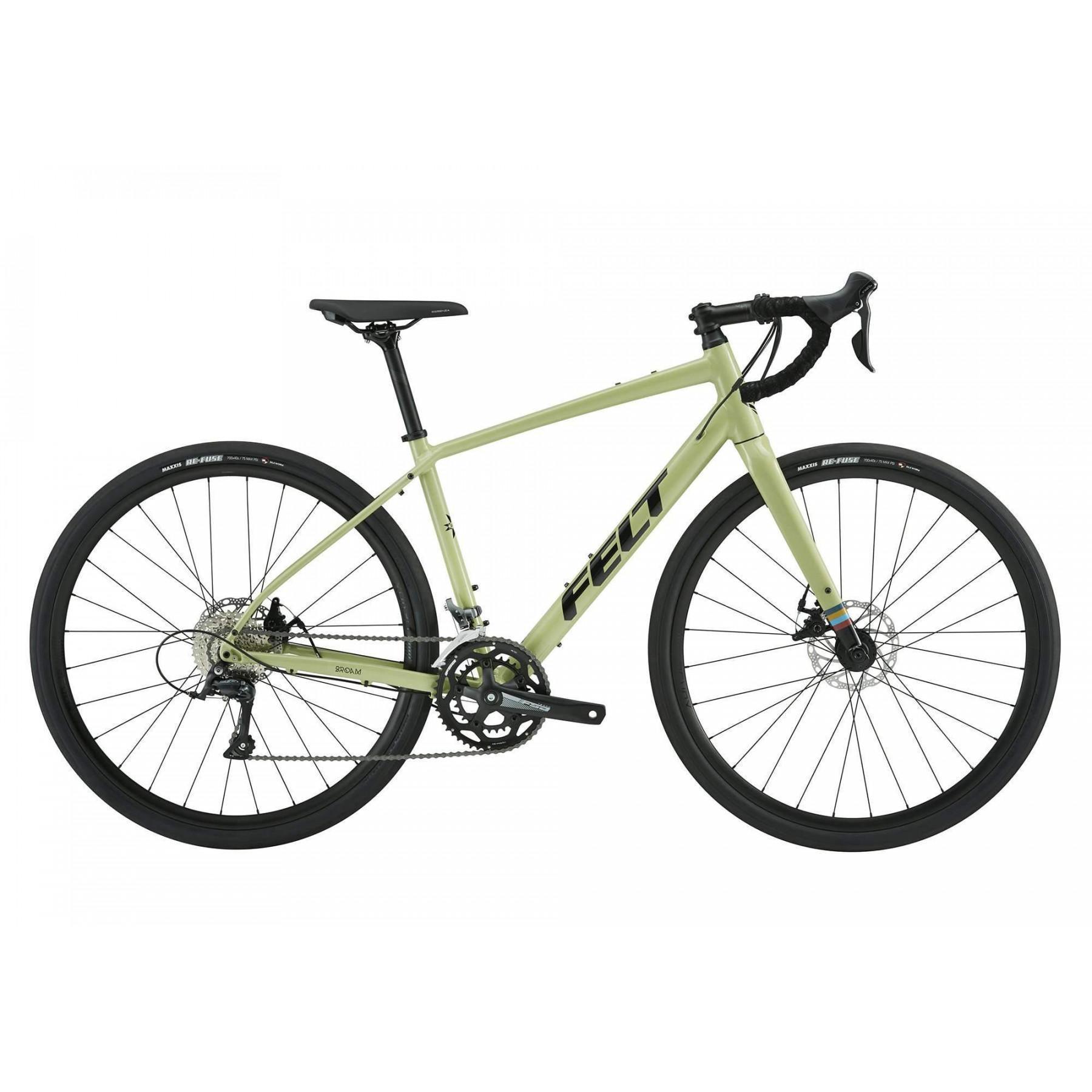 Fahrrad Felt Broam 40 Sage Mist