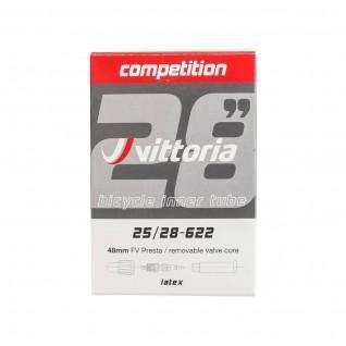 Schlauch Vittoria Competition Latex 700x19-23C Presta 48mm