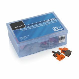 Schachtel mit 25 Paar Bremsbelägen XLC bp-o32 magura mt organique