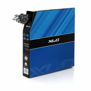 Box 100 Stück Bremskabel XLC br-x17 1,5x2500 mm