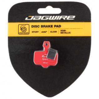Jagwire Sport Semi-Metallic Scheibenbremsbelag Hope Mini