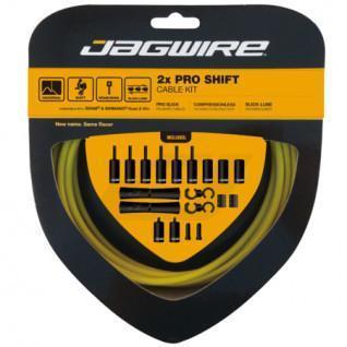 Jagwire 2X Pro Schaltungssatz