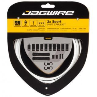 Jagwire 2X Sport-Schaltsatz
