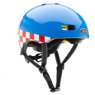Nutcase Street Check Me Helm