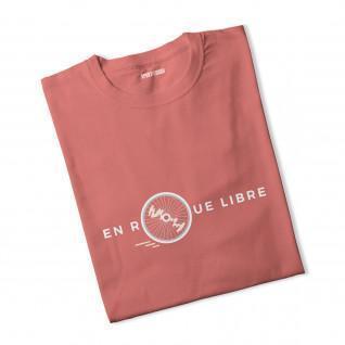 T-shirt femme En roue libre