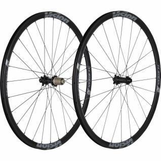 Scheibenräder mit Reifen Vision Trimax 30s center lock sh11 v19